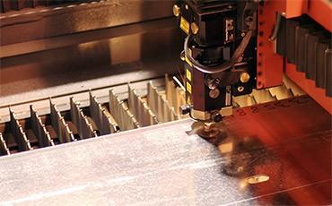 Laser Sheet Cutting