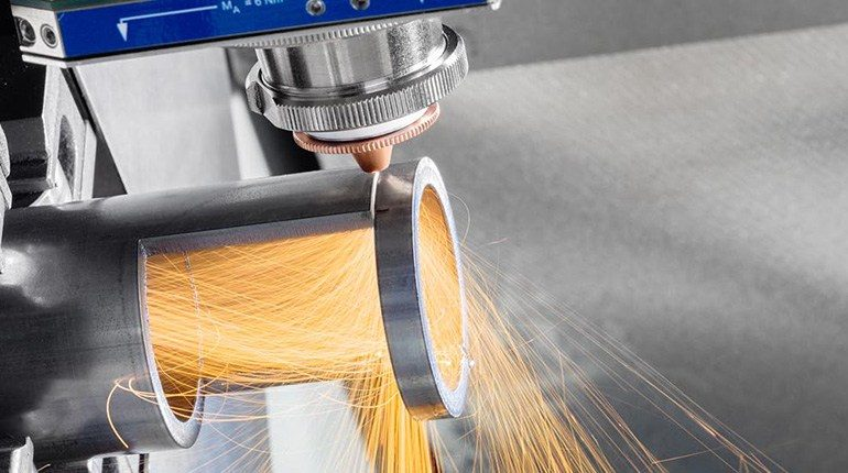 Machine for Tube Laser Cutting