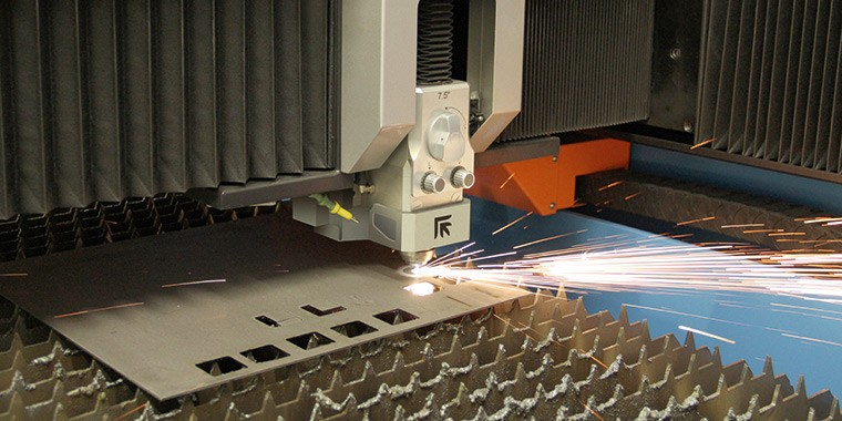 Laser Sheet Cutting