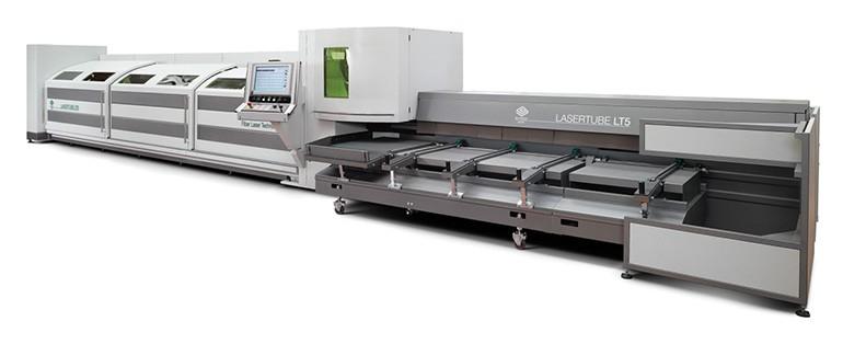 Tube Laser Lasertube LT5
