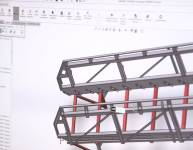 Constructing of Metal Structures (2)
