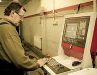 Operator of CNC Bending Machine