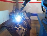 Robotic Welding Process (2)