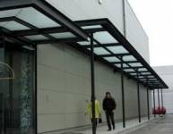 Steel Canopy (3)