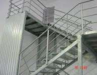 Steel Stairs (3)