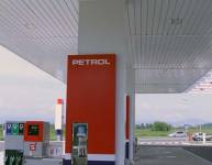 Petrol Station Metal Elements (3)