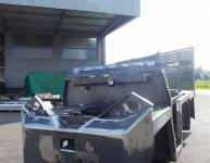 Airport Vehicle Metal Structure