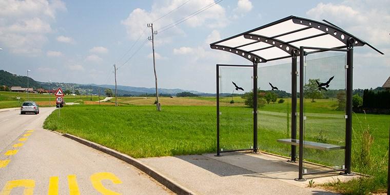 Bus Stop ANI