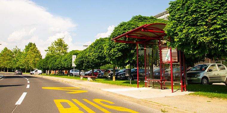 Bus Stop ANM