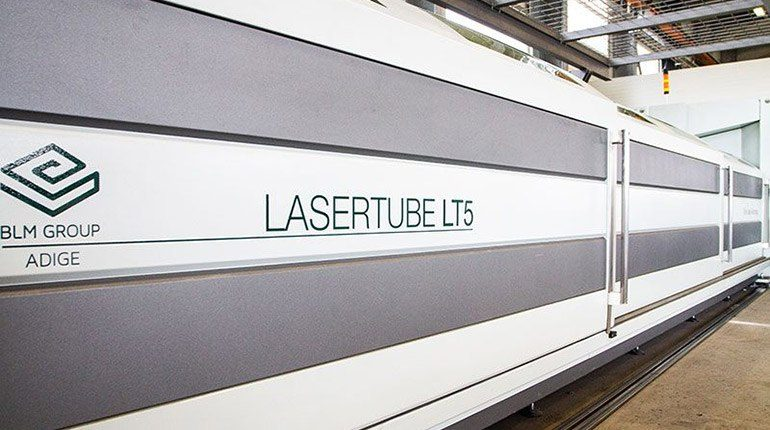 Laser Cutting Machine LT5