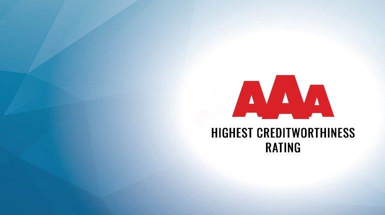 Highest Creditworthiness Rating