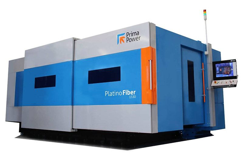 Laser Cutting Machine Platino Fiber EVO (2)