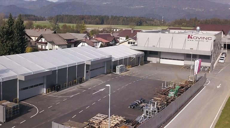 New Storage Facilities